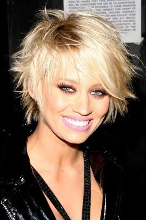 Celebrity  Short  Haircuts  2019 The Best Short  Hairstyles