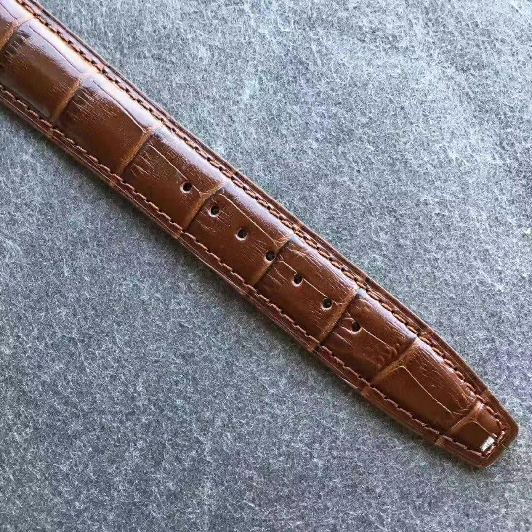 Replica IWC Portuguese IW371445 Brown Leather Strap