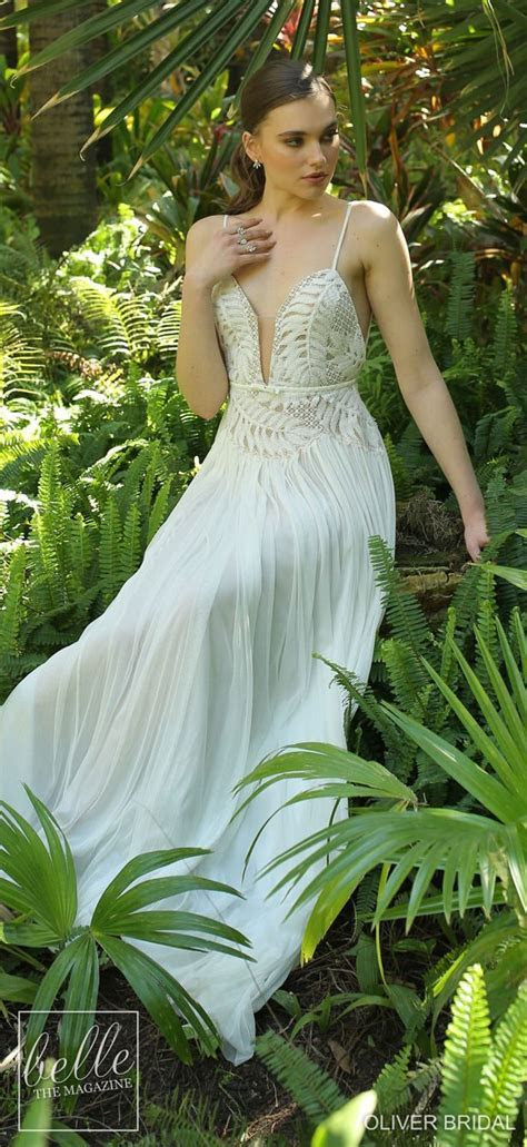 Oliver Bridal and Evening 2019 Wedding Dresses   Belle The