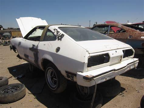 junkyard find    ford mustangs  truth
