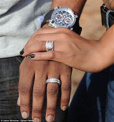 Whitney Houston's daughter Bobbi Kristina and new husband