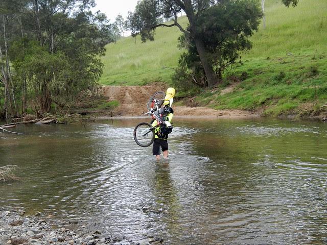 Monsildale Creek