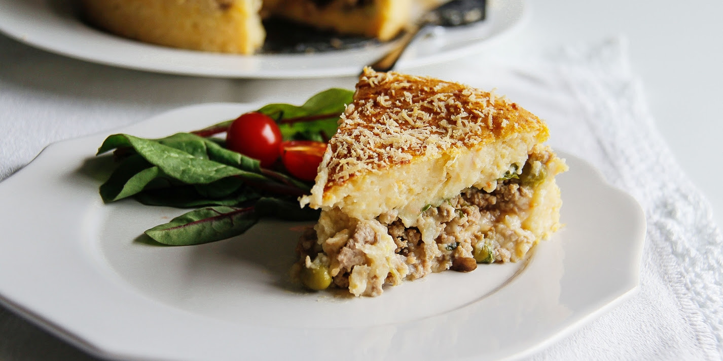 Turkey Mince Pie - Great British Chefs