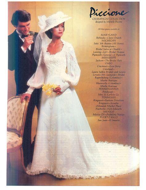 Brides Magazine December 1980/January 1981   Vintage