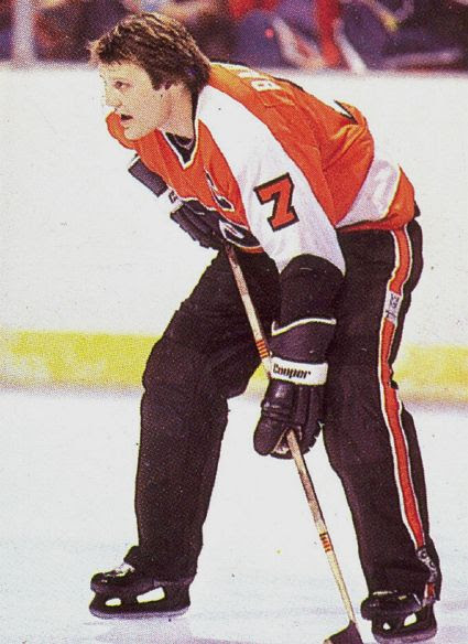 Philadelphia Flyers 81-82 Barber Cooperalls