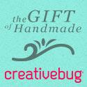 The Gift of Handmade at Creativebug