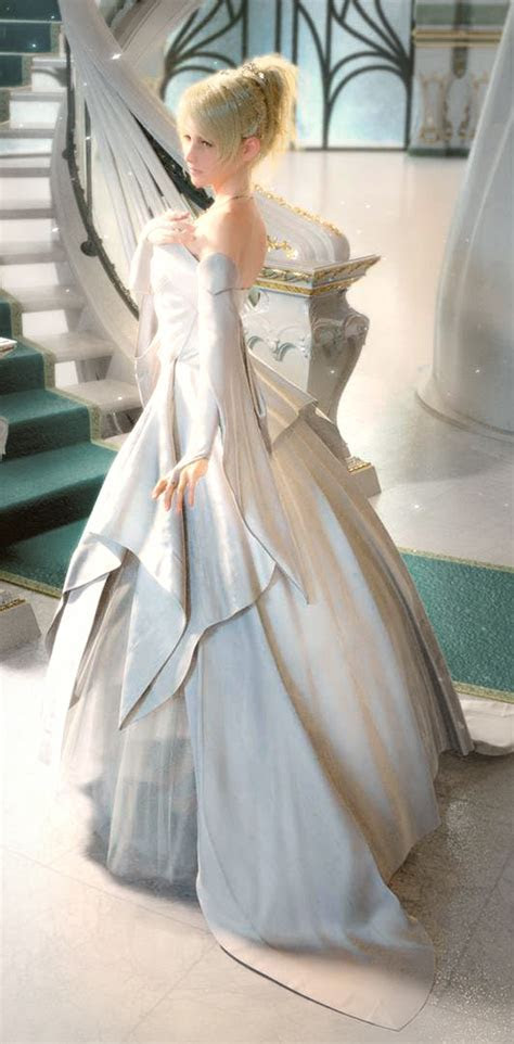 Nyanyanyan~, Another Keyart of Luna wearing Vivienne