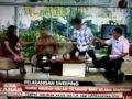 Ini Dialog dan Video Jubir FPI Munarman Siram Air di TVOne