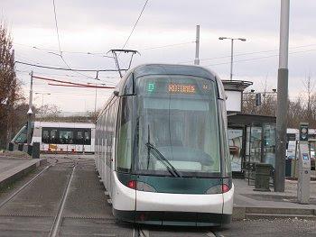 Les Extensions Prévues Du Réseau Des Tramways De Strasbourg