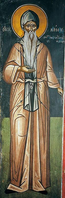 IMG Venerable Clement of Mt. Sagmation