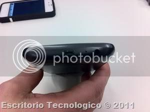 Samsung Galaxy Nexus GT-I9250 (7) - Vista inferior, coneccion de audifonos, cargador y microfono