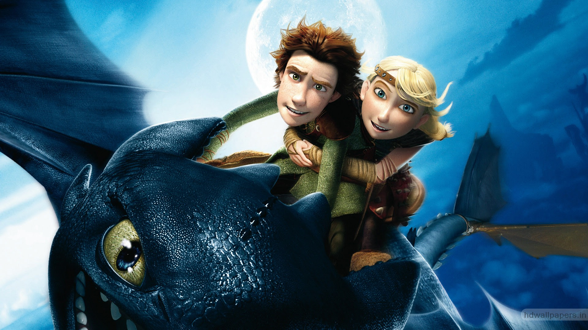 How To Train Your Dragon Hd Wallpapers For Desktop Download