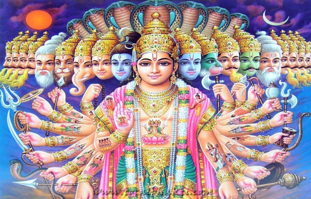 One Thousand Names Of Lord Vishnu Shree Hindu Temple And Community
