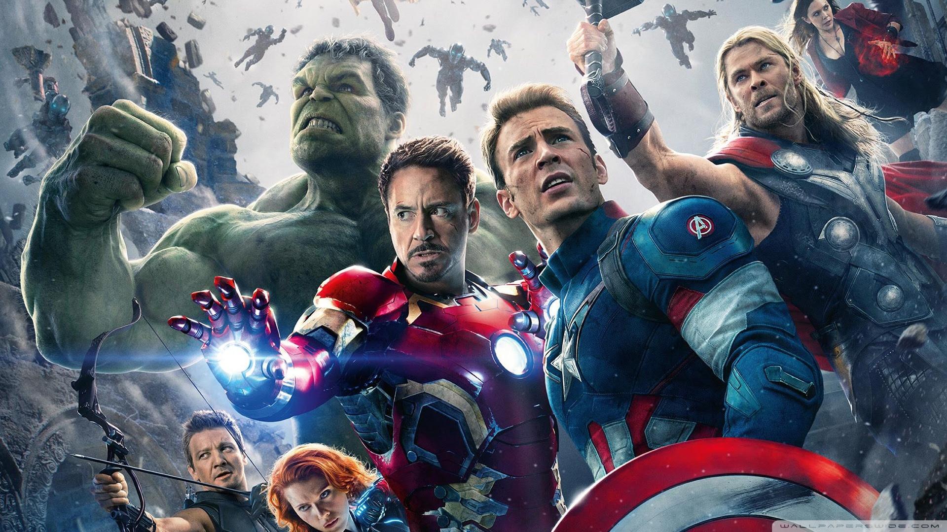 Wallpaperswide Com The Avengers Hd Desktop Wallpapers For 4k