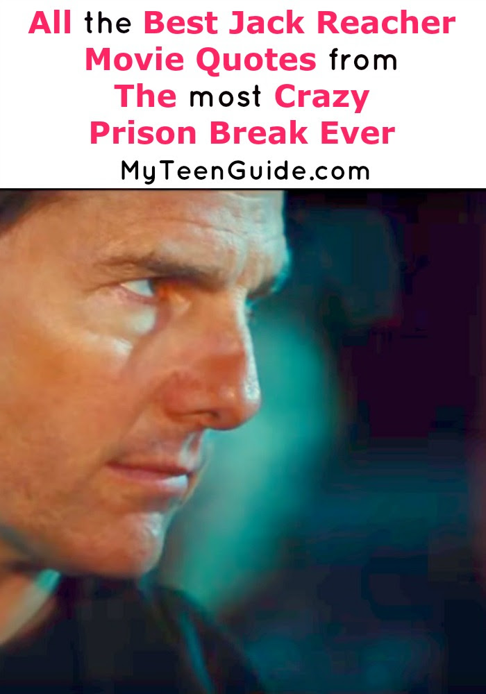 The Best Jack Reacher Movie Quotes From The Most Crazy Prison Break