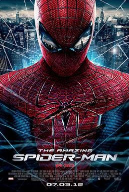 File:The Amazing Spider-Man theatrical poster.jpeg