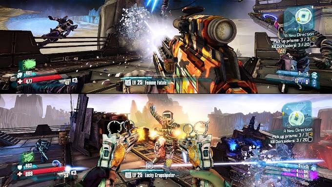 Game Balap Ps3 Split Screen