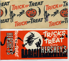 Halloween Candy Bands