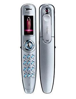Celular caneta Haier-p7