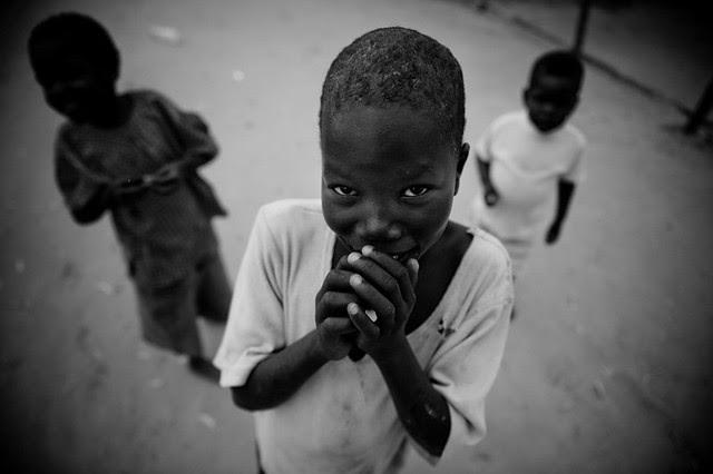 The Children of Sudan