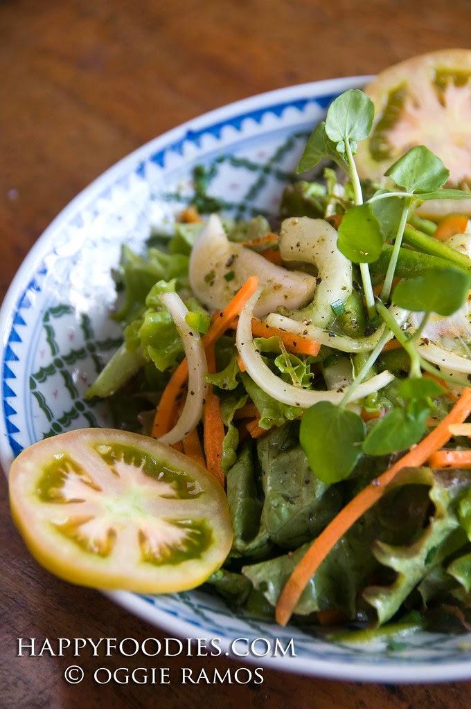Baguio - Oh My Gulay House Salad
