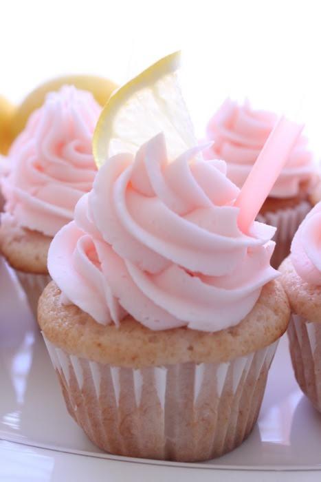 Cupcake Sunday - Zest of Lime