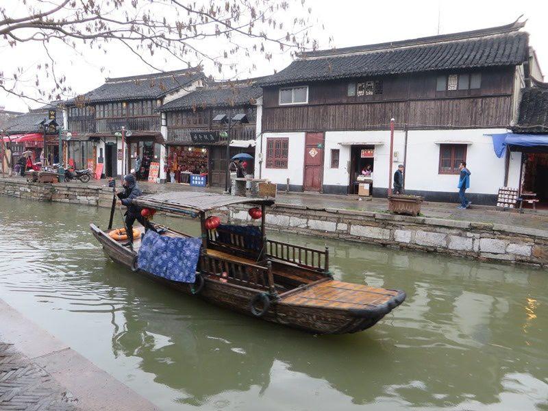 """Résultat de recherche d'images pour """"La ville d'eau de Zhujiajiao"""""""