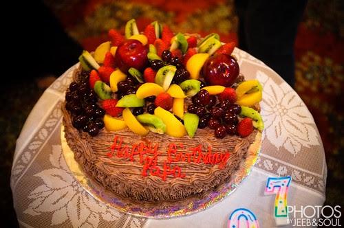 Birthday FIL 2012