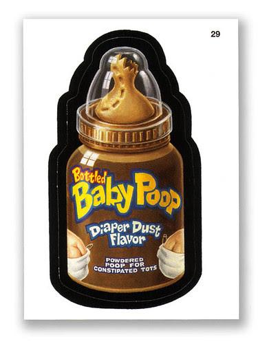 baby poop fear