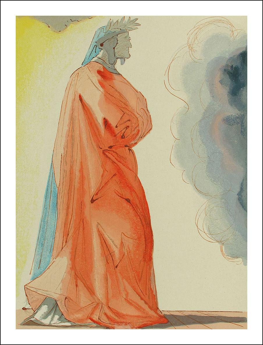 Image result for illustration dante