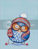 Winter Hat Owl photo WinterHatOwl_zps72d2f261.jpg