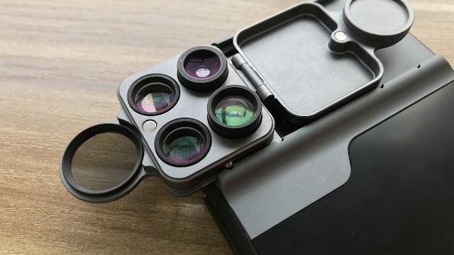 【開箱試用】Freedom 擴充鏡頭手機殼 提升 iPhone 12 系列的拍攝效果