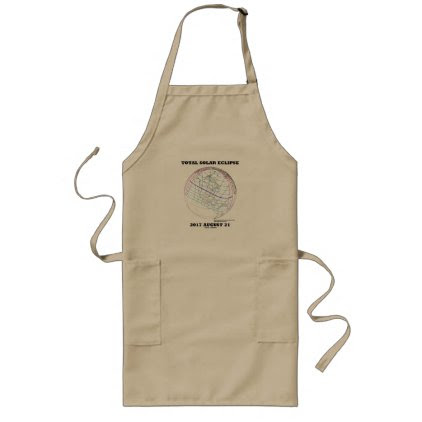 Total Solar Eclipse 2017 August 21 North America Long Apron
