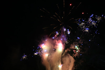 Tchaikovsky,Lang Lang and Fireworks at the Hollywood Bowl on 17 July 2008