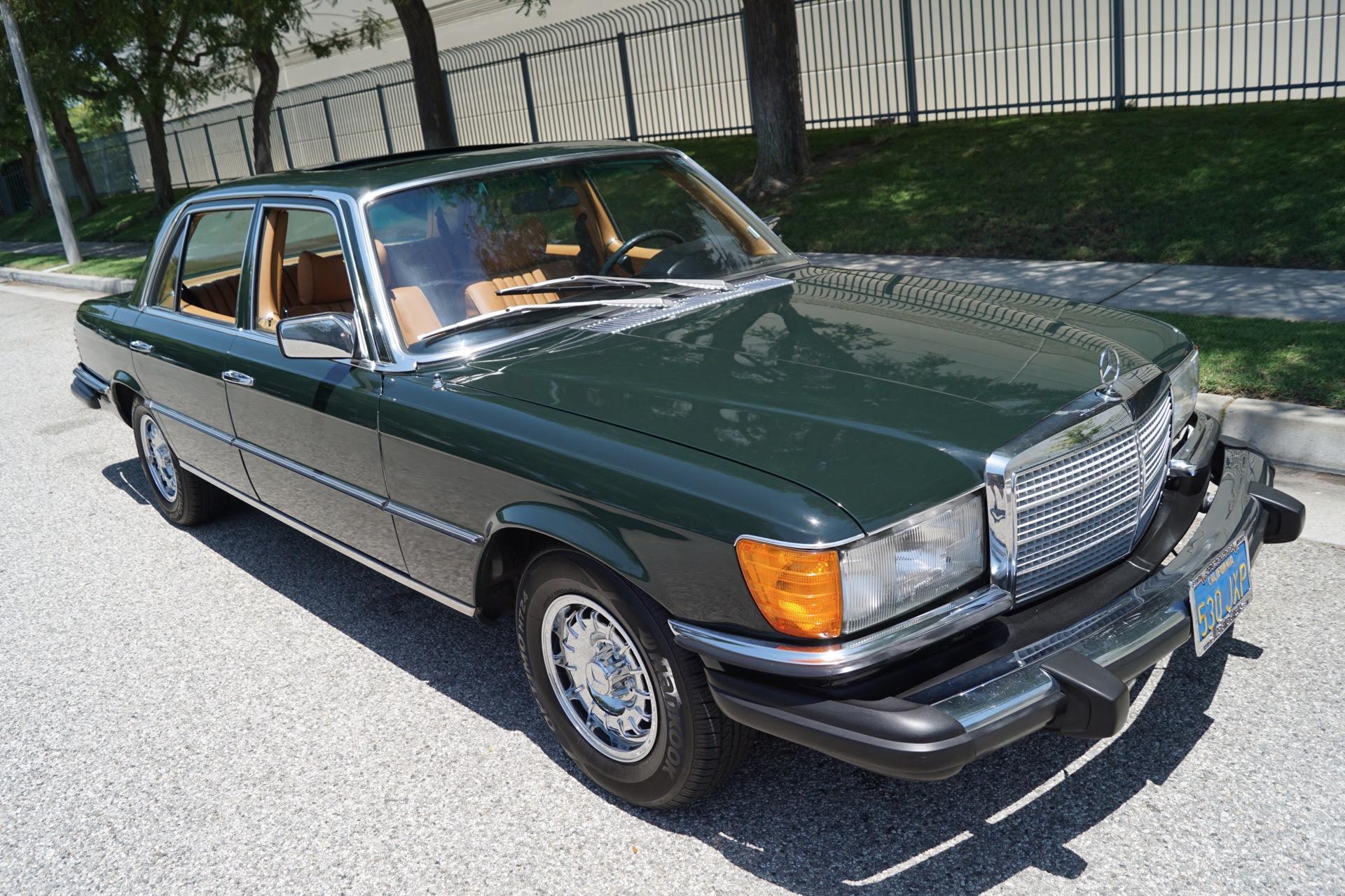1974 Mercedes-Benz 450SEL for sale! - Classic Mercedes ...