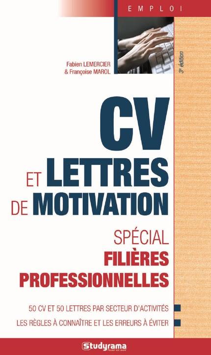 lettre de motivation librairie