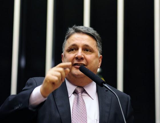 O deputado federal  Anthony Garotinho (PR-RJ) em discussão em 2º Turno da PEC 207/2012 (Foto: Gustavo Lima / Câmara dos Deputados)