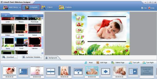 Kvisoft Flash Slideshow Designer 1.6.0 (Reuload)