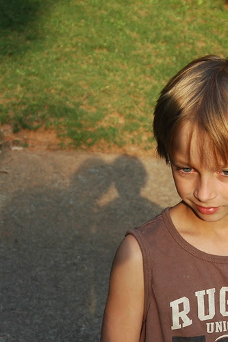 Me, My Shadow, and My Shadow's Shadow