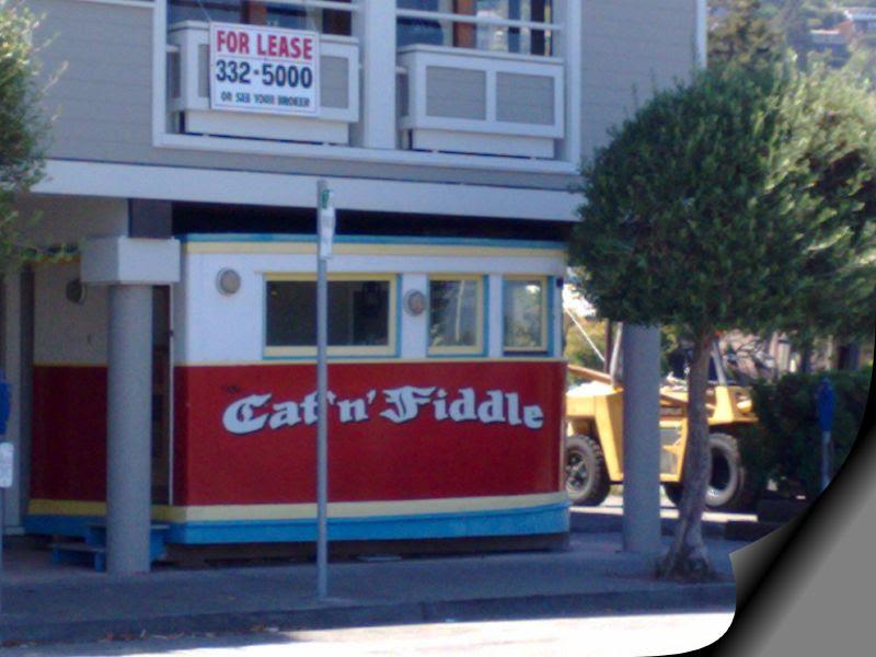 Cat n Fiddle closes