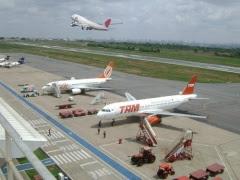 Voos internacionais no Aeroporto Marechal Rondon estão garantidos para a FIT, afirma Receita Federal