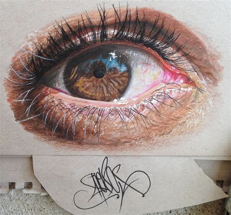 inspired   colored pencils  realistic color