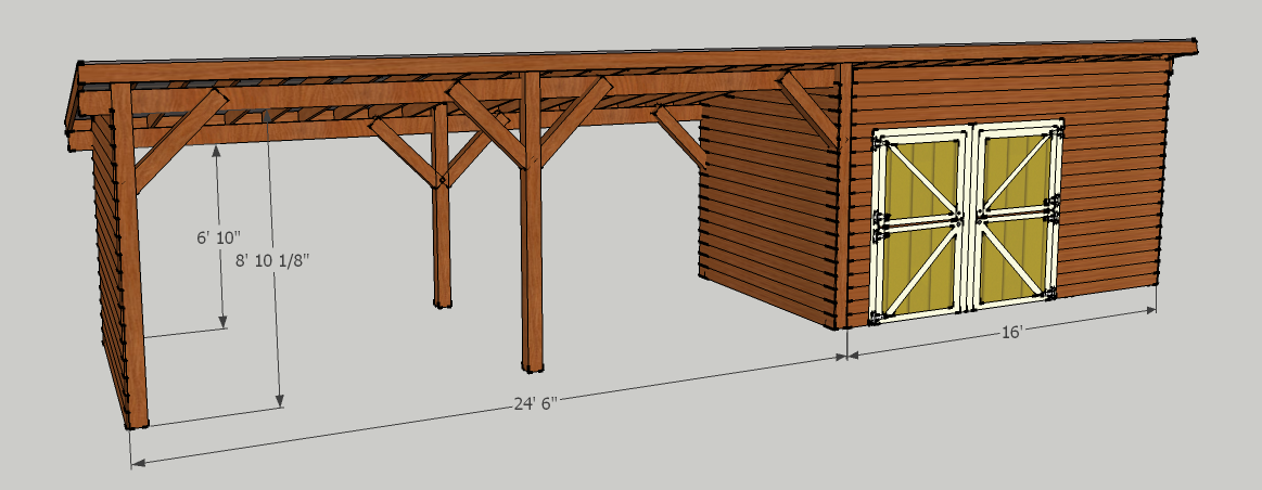 Guide Diy Build A 6x6 Shed Nosote