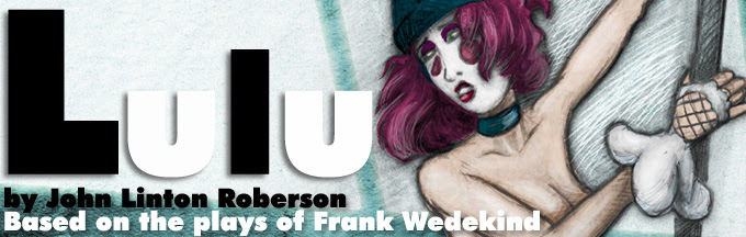 LULU by John Linton Roberson (c) 2012.