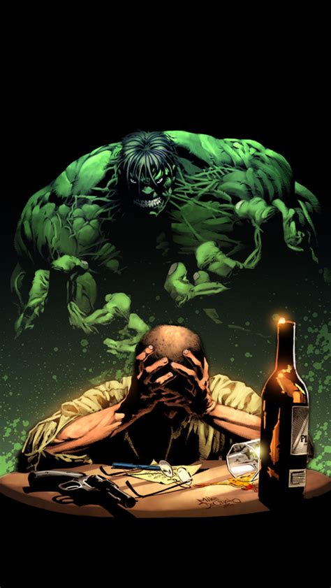 incredible hulk wallpapers  iphone wallpapersafari