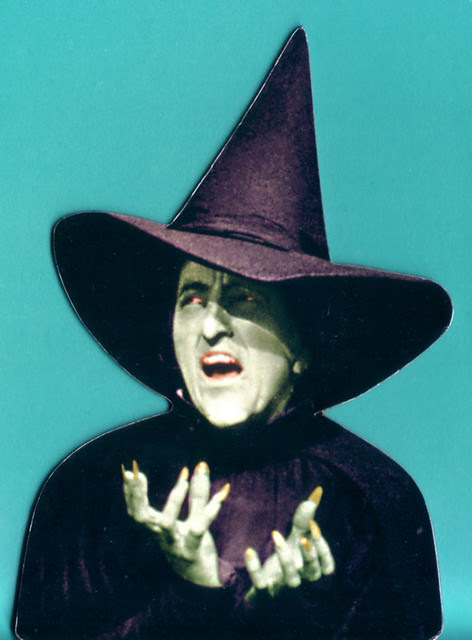 Wizard of Oz - Wicked Witch