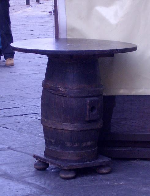 tavolo botte 2