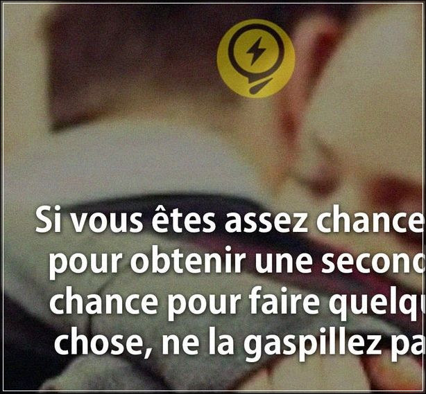 Proverbe Amour Seconde Chance Citation Clecyluisvia Net