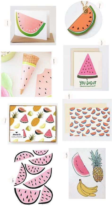 Inspired By: Watermelons