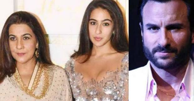 Sara Ali Khan Felt That Her Parents Saif And Amrita Are Happier After Separation